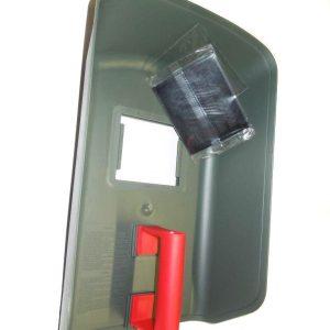 Hand-Schweißschild Typ 501 Kunststoff mit Schweißglas und Vorsatzglas
