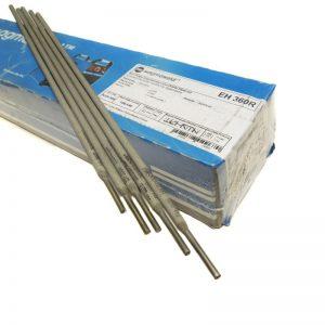Stabelektrode Hartauftragung Baggerschaufeln, Förderschnecken, Mischer, auf Abrieb mit leichten Schlägen, Magmaweld EH360R_EB0EH360R