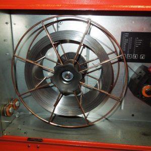 Fülldraht Hartauftragung Magmaweld FCH360 15kg in Schweißgerät LORCH MicorMIG350w