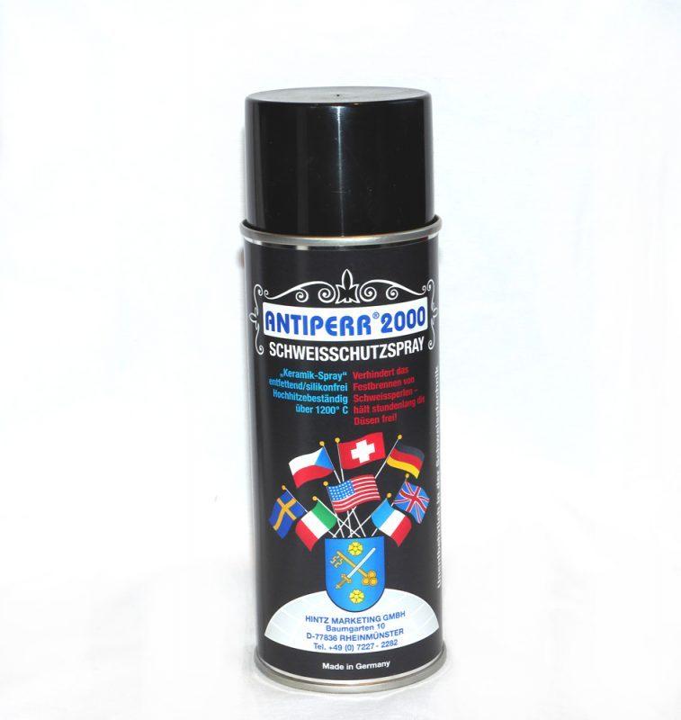 Schweiß-Trennspray Keramikbasis besonders für Edelstahl, 400ml Dose Schutzgasschweißen