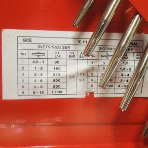 Autogenkassette Schneiden und Schweißen X11_3