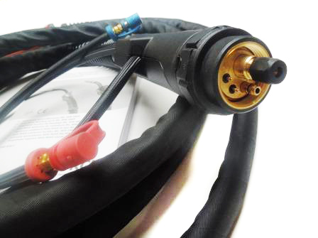 wassergekühlter Schweißbrenner MB501 Brenner 5m Schlauchpaket 5 Meter MIG MAG
