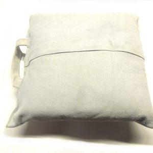 Schweißerkissen für knieende Arbeiten, aus Spaltleder gefüllt mit Schaumstoff, Maße: ca. 50x50x5cm