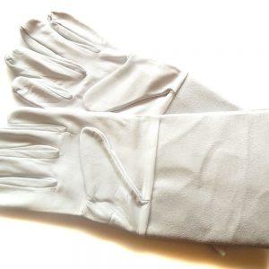 Schweißhandschuhe WIG für gutes Greifen, mit Stulpen