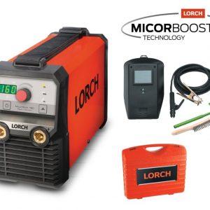 Lorch Schweißgerät MicorStick 160 mit Digitalanzeige AccuReady