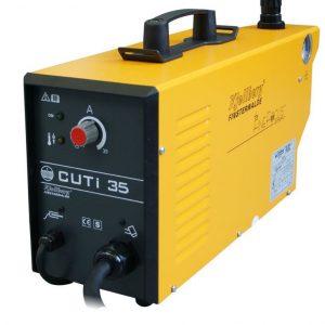 CUTi35 Plasmaschneider Quelle Kjellberg Finsterwalde, externe Luftzufuhr-Kompressor notwendig