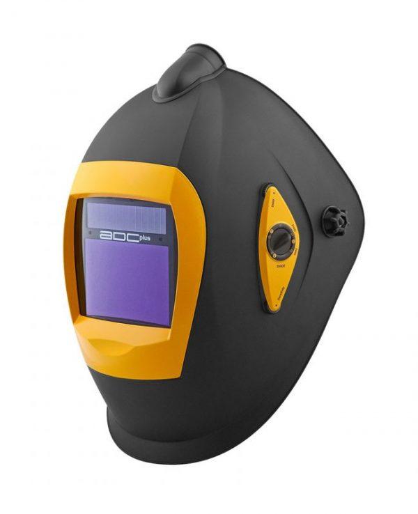 Schweißschutzschirm Automatik SinoAir Super BH3 mit Gebläseanschluss für Frischluftgebläse EVO
