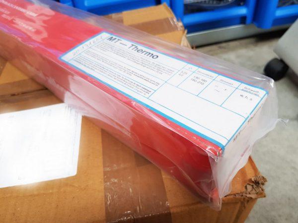 Anwärmelektroden MT Thermo alternativ zu Autogenbrenner zum Anwärmen für Metall