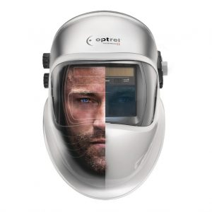 Optrel Automatik Schweißschirm optische Klasse 1