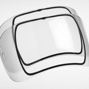 Optrel®Schweißmasken, Ersatzgläser, Ersatzscheiben Schweißhelme außen wechseln