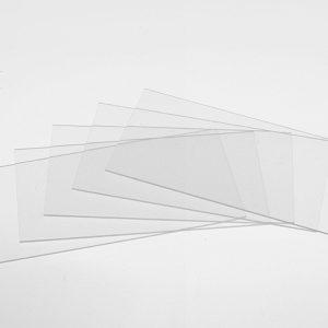 Optrel Schweißmasken innere Kunststoffscheibe zum Wechseln 5001.001 5000.300
