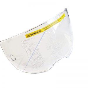 Schutzscheibe Schweißhelm ESAB transparent Clear 0700000802 durchsichtig einzeln