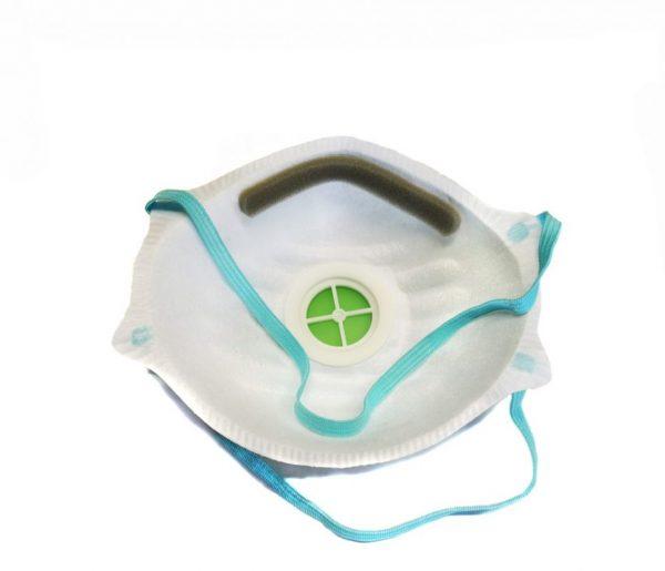 Atemschutzmaske Mundschutz Staubmaske geprüfte Qualität FMP2