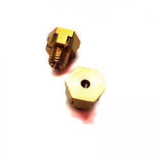 Spannmutter Fronius WIG Spannhülse 42,0001,0693 42,0001,0694 42,0001,0695 SW10, Länge:10,5mm kein Originalteil