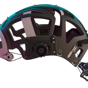 Kopfband Optrel bequem leicht Kopfform anpassend